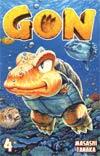 Gon Vol 4 GN Kodansha Edition