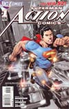 Action Comics Vol 2 #1 3rd Ptg