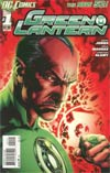 Green Lantern Vol 5 #1 2nd Ptg