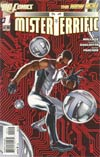 Mister Terrific #1 2nd Ptg