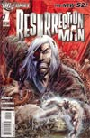 Resurrection Man Vol 2 #1 2nd Ptg
