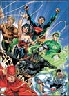 New DC 52 Justice League #1 Cover Magnet (20404DC)
