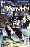 Batman Vol 2 #2  Variant Jim Lee Cover