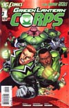 Green Lantern Corps Vol 3 #1 2nd Ptg
