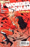 Wonder Woman Vol 4 #1 2nd Ptg