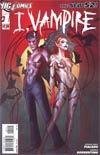 I Vampire #1 2nd Ptg