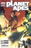 Planet Of The Apes Vol 3 #7 Regular Cover A