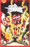 Kirby Genesis Silver Star #3 Regular Alex Ross Cover