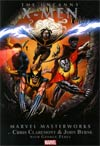 Marvel Masterworks Uncanny X-Men Vol 4 TP Book Market Edition