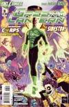 Green Lantern Vol 5 #3 Variant Ethan Van Sciver Cover
