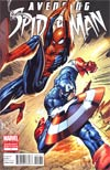 Avenging Spider-Man #1 Incentive J Scott Campbell Variant Cover With Polybag