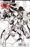 X-Men Schism #1 X Ptg Variant Cover