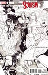X-Men Schism #2 X Ptg Variant Cover