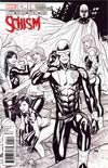 X-Men Schism #5 X Ptg Variant Cover