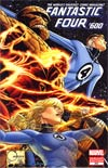 Fantastic Four Vol 3 #600 Incentive Joe Quesada Variant Cover