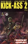 Kick-Ass 2 #5 Regular John Romita Jr Cover
