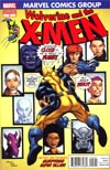Wolverine And The X-Men #2 Incentive Marvel Comics 50th Anniversary Variant Cover (X-Men Regenesis Tie-In)