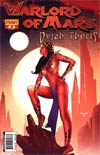Warlord Of Mars Dejah Thoris #8 Regular Paul Renaud Cover