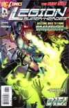 Legion Of Super-Heroes Vol 7 #6