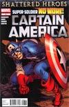 Captain America Vol 6 #8 (Shattered Heroes Tie-In)
