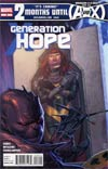 Generation Hope #16 (X-Men Regenesis Tie-In)