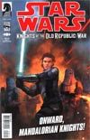 Star Wars Knights Of The Old Republic War #2