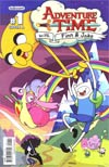 Adventure Time #1 1st Ptg Regular Cover A