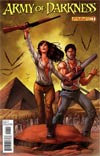 Army Of Darkness Vol 3 #1 Regular Tim Seeley Cover