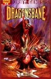 Kirby Genesis Dragonsbane #2 Regular Alex Ross Cover
