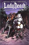 Lady Death Vol 3 #14 Regular Gabriel Andrade Cover
