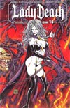 Lady Death Vol 3 #14 Wraparound Cover