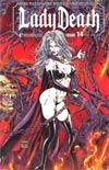Lady Death Vol 3 #14 Wraparound Cover