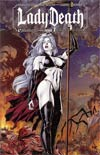 Lady Death Vol 3 #7 Baltimore Cvr