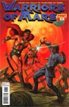Warriors Of Mars #1 Regular Joe Jusko Cover