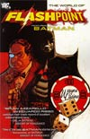 Flashpoint World Of Flashpoint Featuring Batman TP