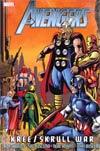 Avengers Kree/Skrull War HC