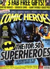 Comic Heroes Magazine #11 100 Greatest Heroes