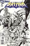Batman Odyssey Vol 2 #2 Incentive Neal Adams Sketch Cover