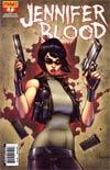 Garth Ennis Jennifer Blood #7 Regular Ale Garza Cover