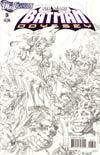 Batman Odyssey Vol 2 #3 Incentive Neal Adams Sketch Cover