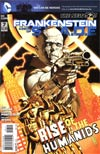 Frankenstein Agent Of S.H.A.D.E. #7