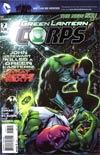 Green Lantern Corps Vol 3 #7