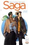 Saga #1 1st Ptg