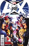 Avengers vs X-Men #1 1st Ptg Regular Jim Cheung Cover