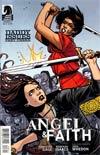 Angel And Faith #8 Variant Rebekah Isaacs Cover