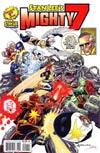 Stan Lees Mighty 7 #1 Regular Alex Saviuk Cover