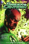 Green Lantern (New 52) Vol 1 Sinestro HC