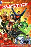 Justice League Vol 1 Origin HC