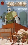 Atomic Robo Vol 6 Atomic Robo And The Ghost Of Station X TP