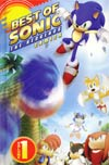 Best Of Sonic The Hedgehog Comics HC